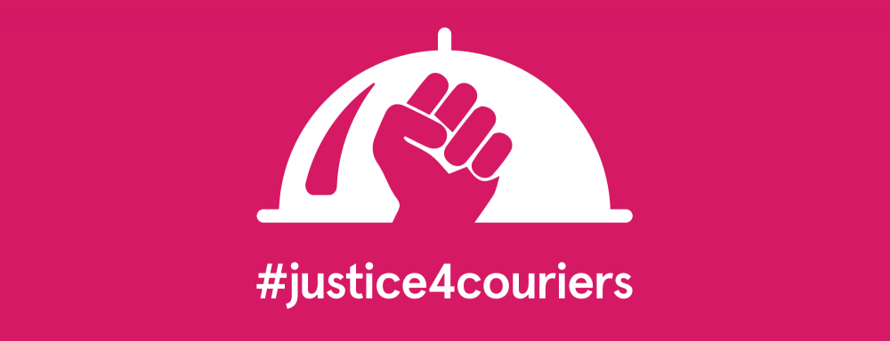 Justice for Couriers!